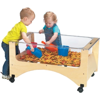 Replacement Tub For See Thru Sensory Table Sand And Water By Jonti
