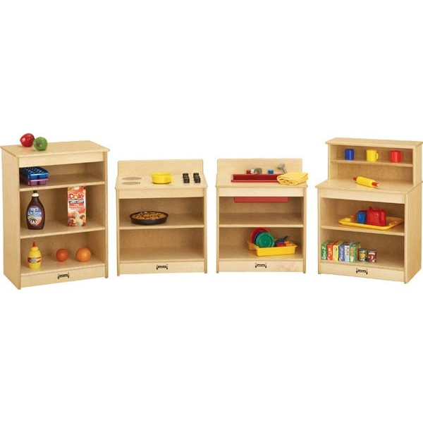 Jonti craft toddler kitchen set 4080jc jonti craft for Toddler kitchen set