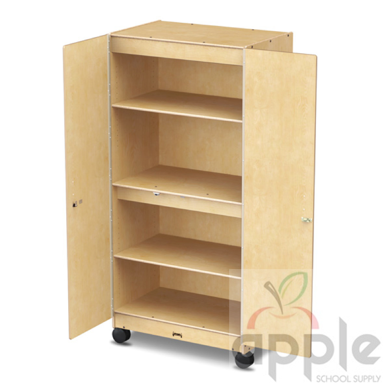 Jonti Craft Storage Cabinets Mobile 5950jcwc Jonti Craft