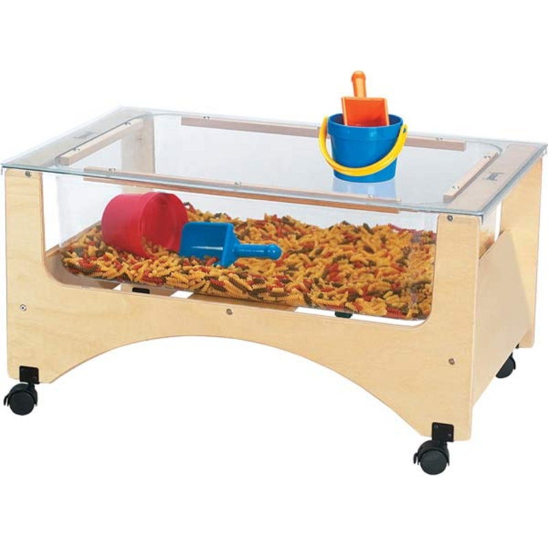 Cover For See Thru Sensory Table Fits 2871jc Amp 2872jc