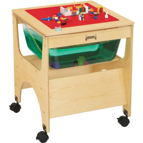 Jonti Craft See Thru Mini Sensory Table 2870jc