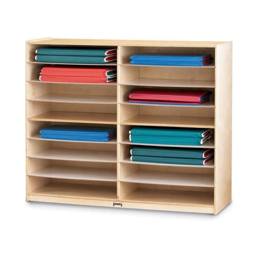 Jonti Craft Mat Storage 1714jc Jonti Craft