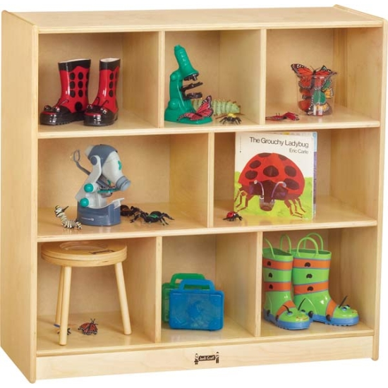 Jonti Craft Mobile Single Storage Unit 0269jc Jonti Craft