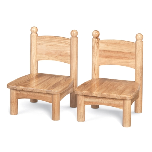 Jonti craft quot wooden chair pairs jc