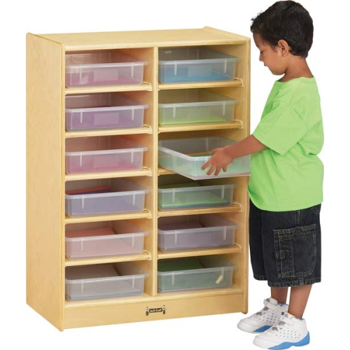Jonti Craft 12 Paper Tray Storage Jonti Craft