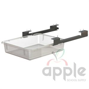 with Clear Paper-Tray - 6 Pack