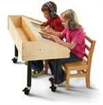 3396JCM Jonti-Craft Dual Tablet Table