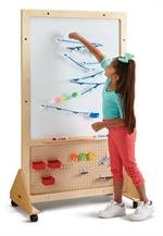 Jonti-Craft STEM Mobility Creativity Board - 3729JC