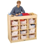 Jonti-Craft 12 Tub Changing Table w/Pad - 5130JC