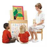 Young Time Big Book Easel, Book Display (RTA) 7094YR441