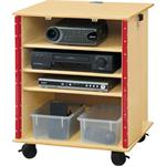Jonti-Craft Presentation Carts - Lockable - 3310JC