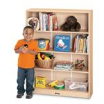 Jonti-Craft MapleWave Bookcase 48