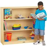 Jonti-Craft Mega Straight Shelf Single - 4690JC