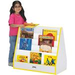 Jonti-Craft Rainbow Accents Pick-a-Book Stands - 1 Sided
