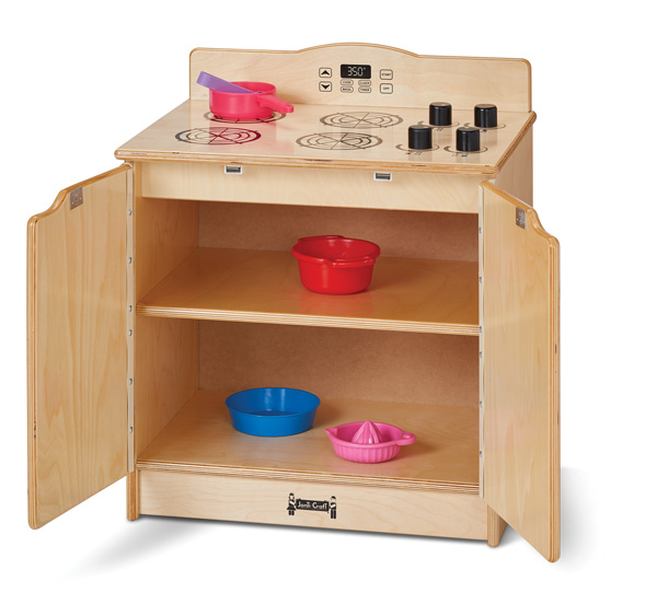 Jonti Craft Toddler Gourmet Kitchen Stove 2439jc