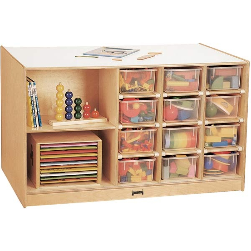 Craft Cabinet Images About Craft Storage On Craft Storage: Jonti-Craft Mobile Storage Islands