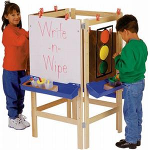 4 Way AdjusTable Easel - Jonti-Craft 0654JC