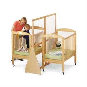 Jonti-Craft See-Thru Crib Divider - Large 1655JC