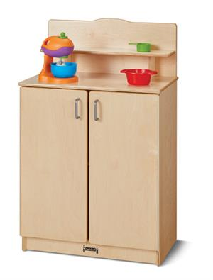 Jonti-Craft Culinary Creations School Age Kitchen Cupboard - 2407SA