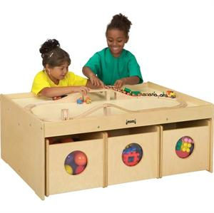 Jonti-Craft Activity Table w/6 Bins - 5752JC