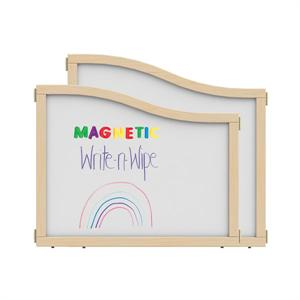 "KYDZSuite Cascade Panel (Magnetic Write-n-Wipe) 36"" wide - Jonti-Craft"