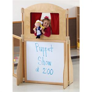 Jonti-Craft KYDZ Suite Puppet Theater (includes Topper and Stand)