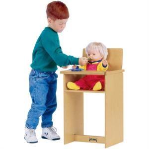 Jonti-Craft Doll High Chair - 0495JC