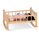 Jonti-Craft Traditional Doll Cradle - 6307JC
