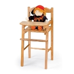 Jonti-Craft Traditional Doll High Chair - 0503JC