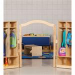 "KYDZSuite Welcome Arch - Short - 48"" High Elementary Height 1552JC"