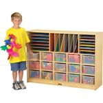 Jonti-Craft Sectional Mobile Cubbie