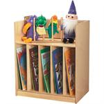 Jonti-Craft Big Book Display Cart - 5421JC