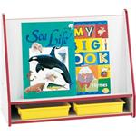 Jonti-Craft Rainbow Accents Big Book Pick-a-Book Stands - 1 Sided