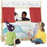 Jonti-Craft Imagination Station (Write-n-Wipe) 7200JC