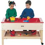 Jonti-Craft Sensory Table with Shelf - 2856JC