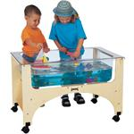 Jonti-Craft See-Thru Sensory Table, Sand and Water Table - 2871JC