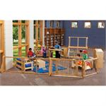 Jonti Craft 1623JC KYDZ Suite Elementary Room Set