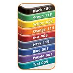 Rainbow Accents Color Options
